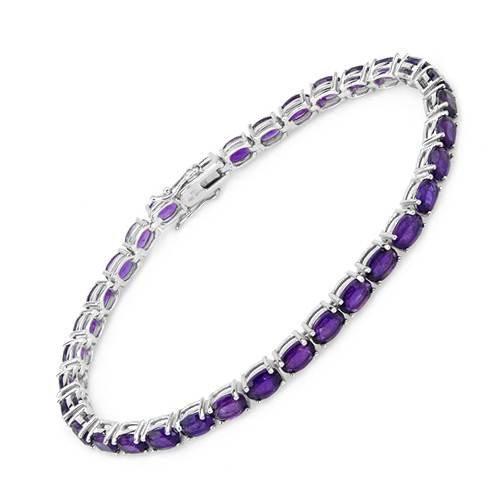 Vivid Gemz Tennis Bracelet