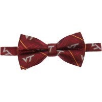 Virginia Tech Hokies Oxford Bow Tie - Maroon