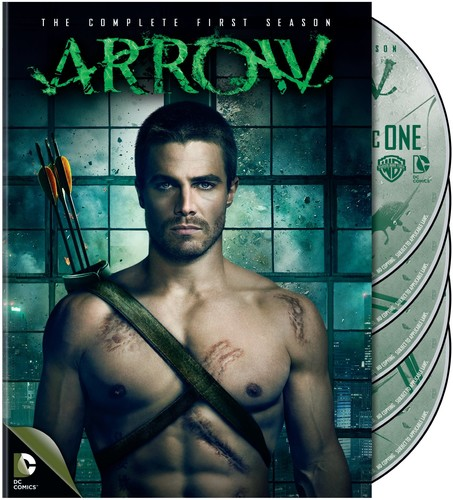 Arrow: The Complete First Season (DC) by WARNER HOME ENTERTAINMENT