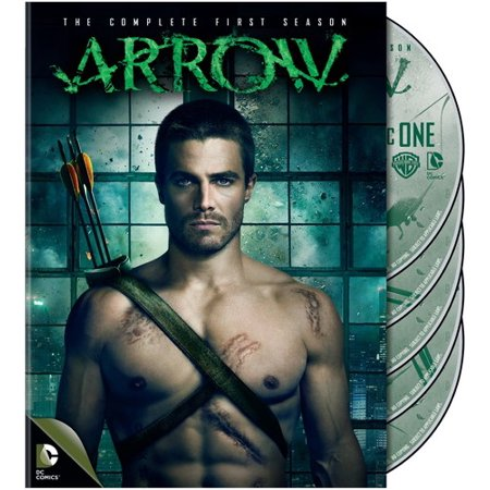 Arrow  The Complete First Season  Dc
