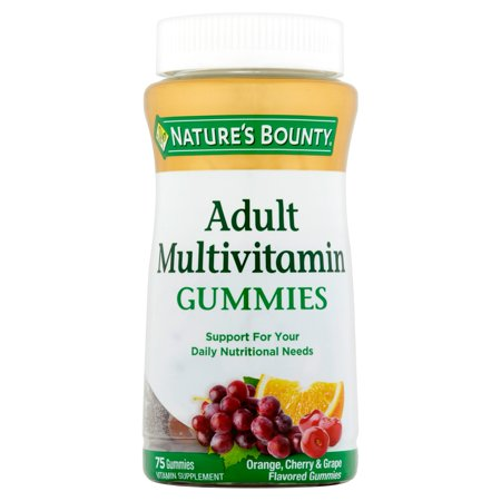 Nature S Bounty Multivitamin Gummies Reviews