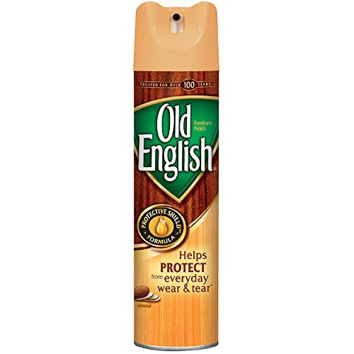 Old English Furniture Polish, Almond 12.5 oz Can (Pack of 10)