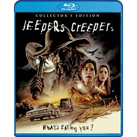 Jeepers Creepers (Blu-ray)](Jeepers Creepers Halloween Fabric)