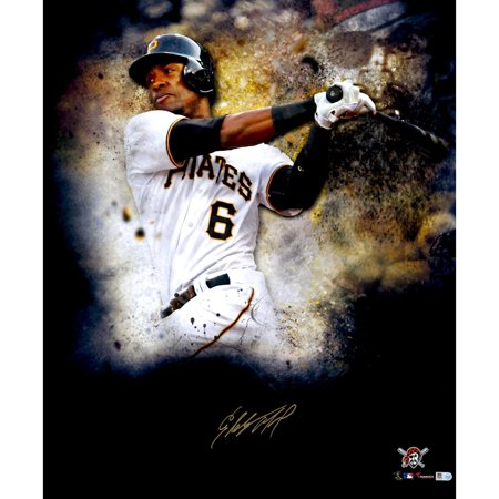 Starling Marte Pittsburgh Pirates Autographed 20