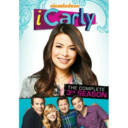 iCarly: The Complete 3rd Season (DVD) - Icarly Halloween