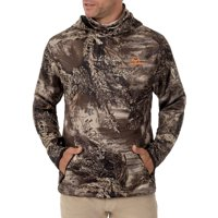 Realtree Men's Performance Fleece Hoodie with Gaiter