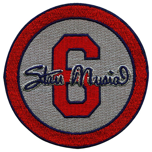 Stan Musial St. Louis Cardinals Player Patch - No Size
