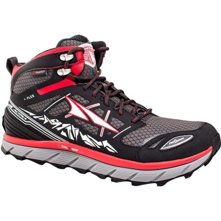 Altra Men's Lone Peak Mid 3.0 Neoshell Mountain Trail Running Shoes Red