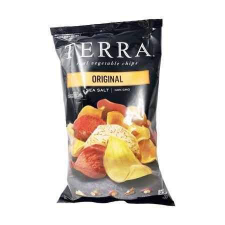 Original Sea Salt Vegetable Chips, 5 oz