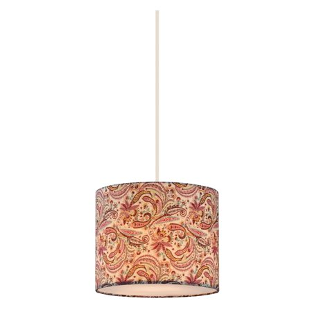 New zlite Product  Astra Collection 1 Light Pendant in Gloss White Finish Sold by VaasuHomes ()