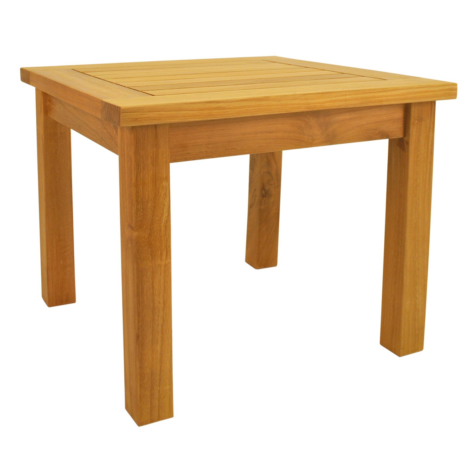 Anderson Teak Bahama Outdoor Mini Table