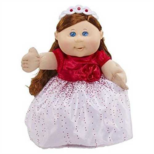 Cabbage Patch Kids 2014 Limited Edition Holiday Brunette with Blue Eyes by