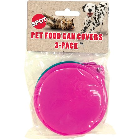 Ethical Pet Dog and Cat Food Can Covers, 3 Count - Ethical Products Cat