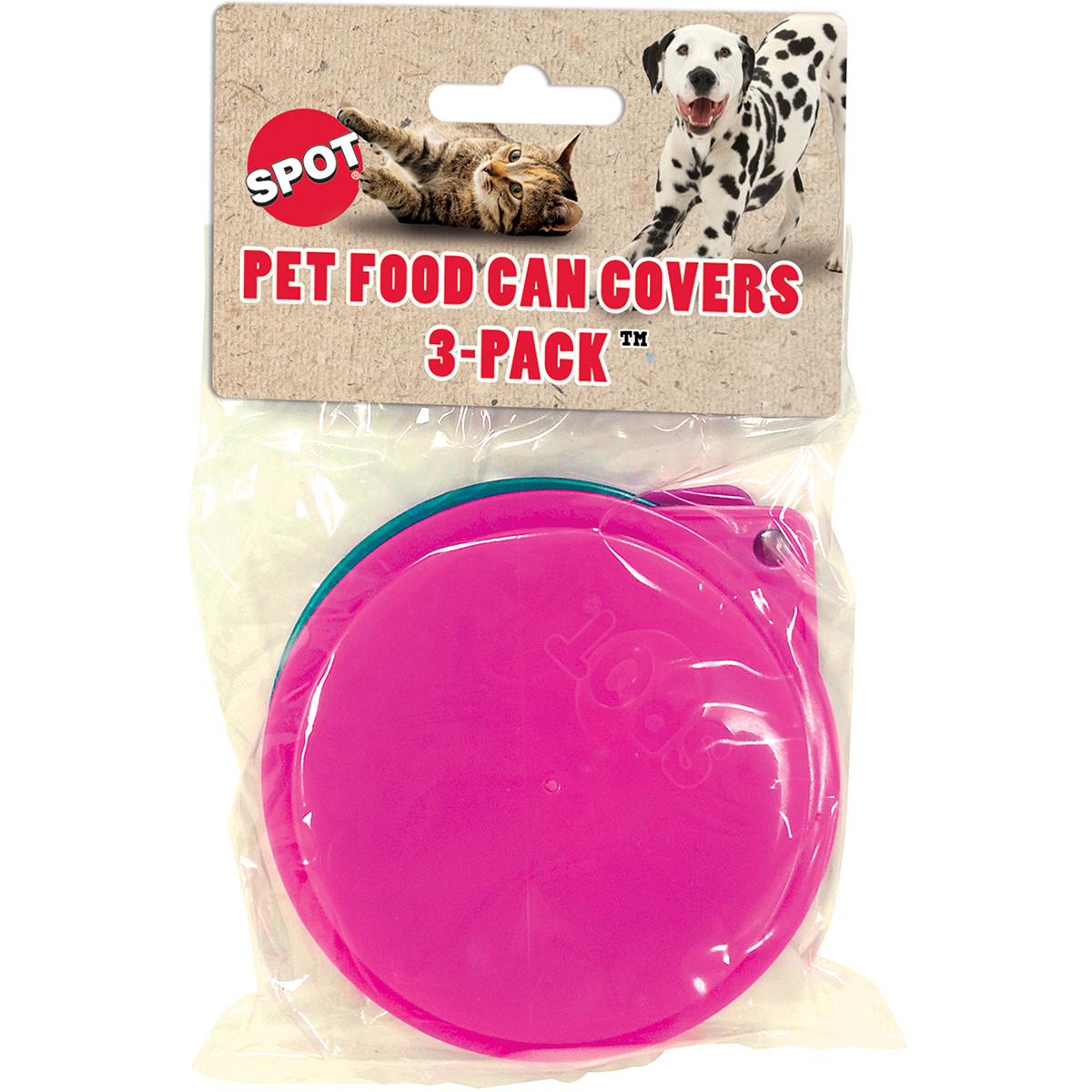 Ethical Pet Dog and Cat Food Can Covers, 3 Count