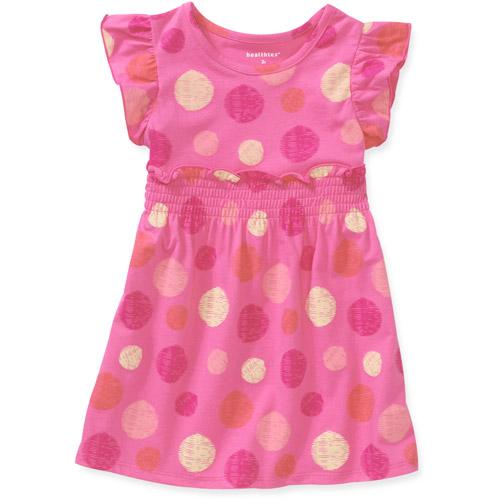 Healthtex Infant Empire Dot Prt Dress