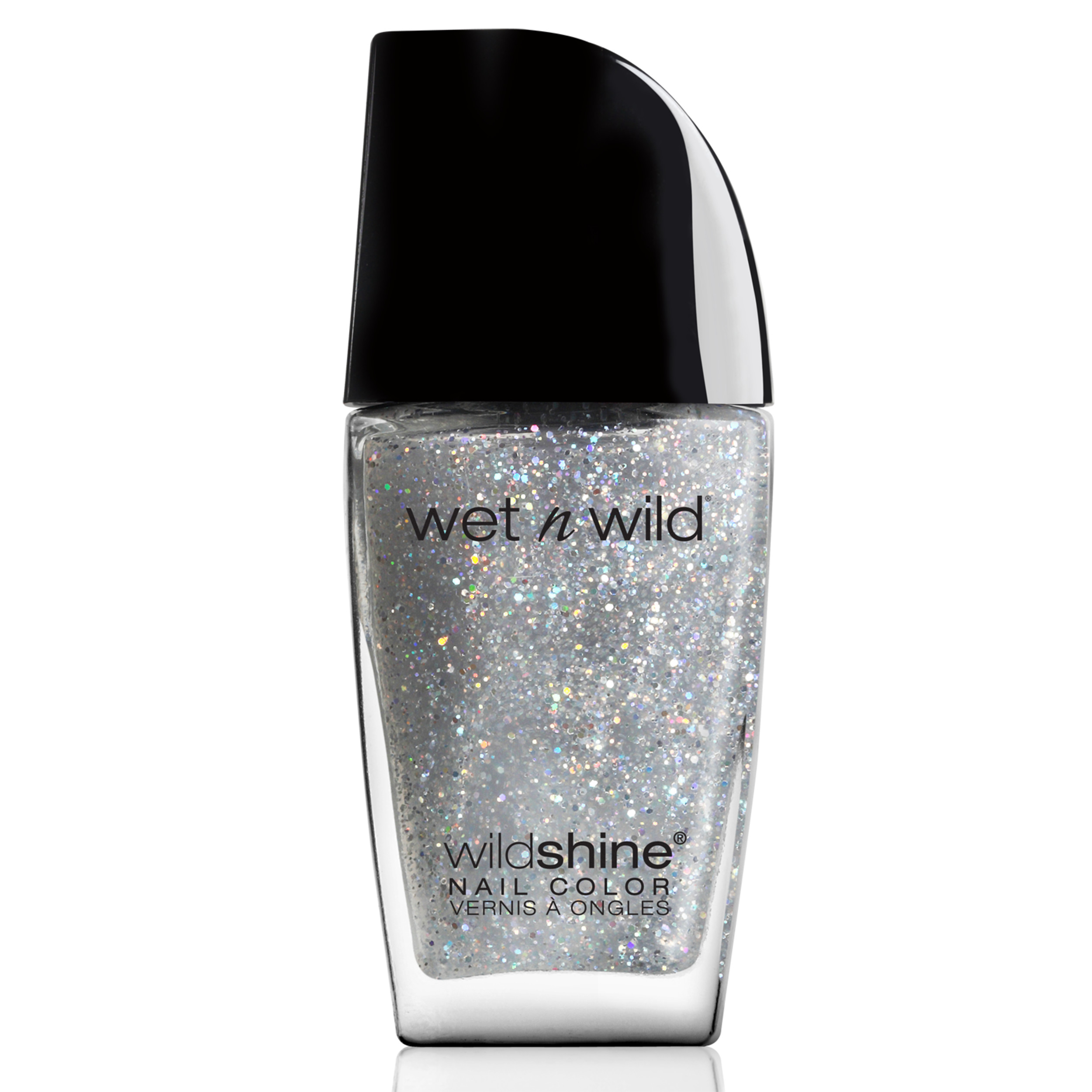wet n wild Wild Shine Nail Color, Kaleidoscope