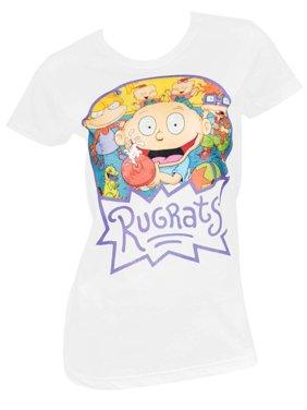 08246ae4ce0b Product Image Rugrats Classic Logo Women s Tee Shirt