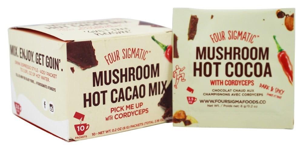 Картинки по запросу MUSHROOM HOT CACAO WITH CORDYCEPS