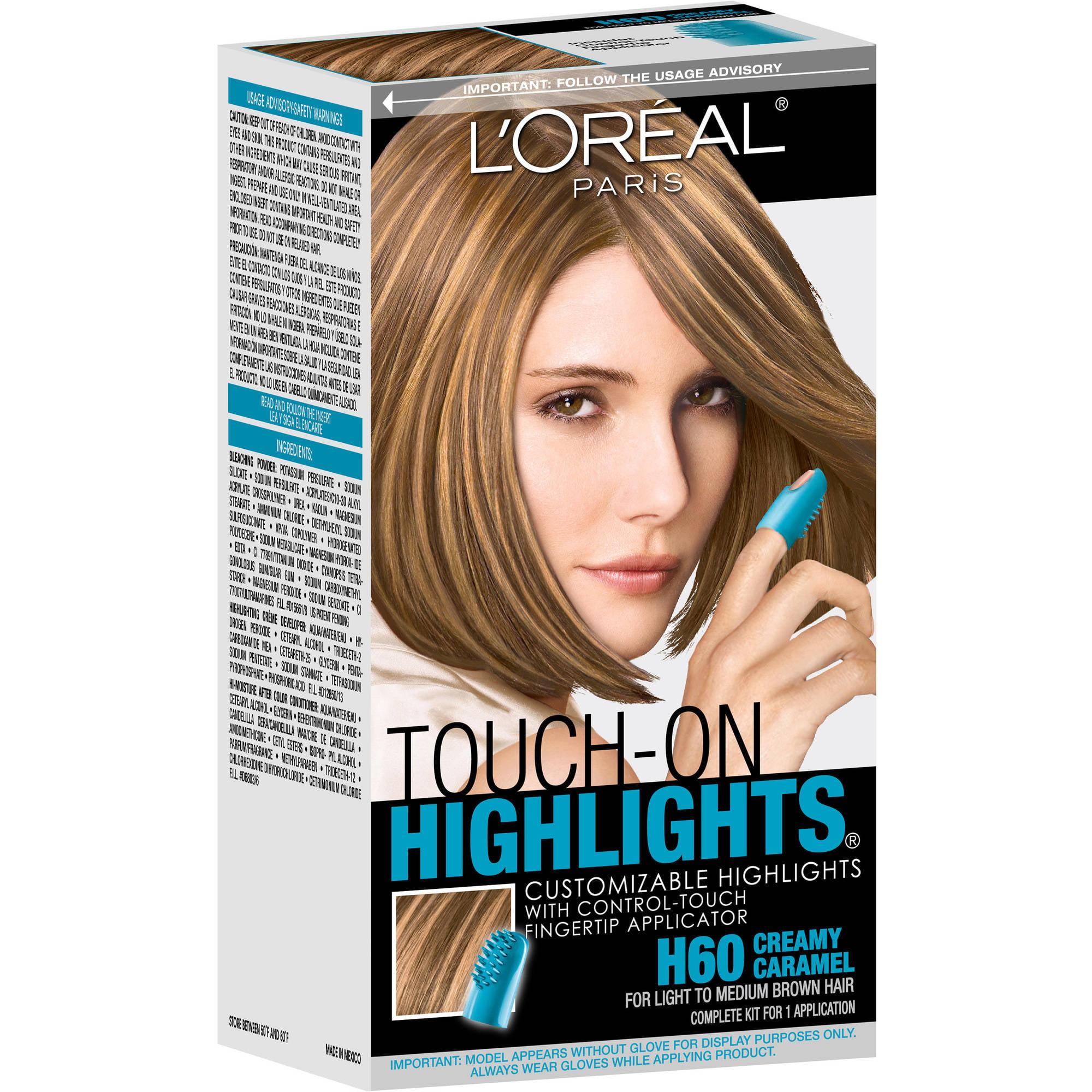 Touch On Highlights Golden Honey Walmart Com