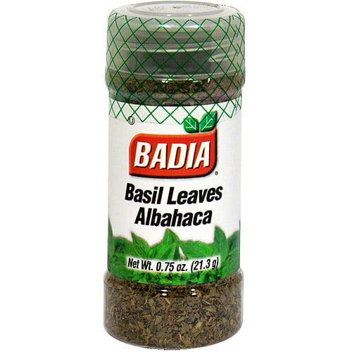 Badia Basil, 0.75 oz (Pack of 12)