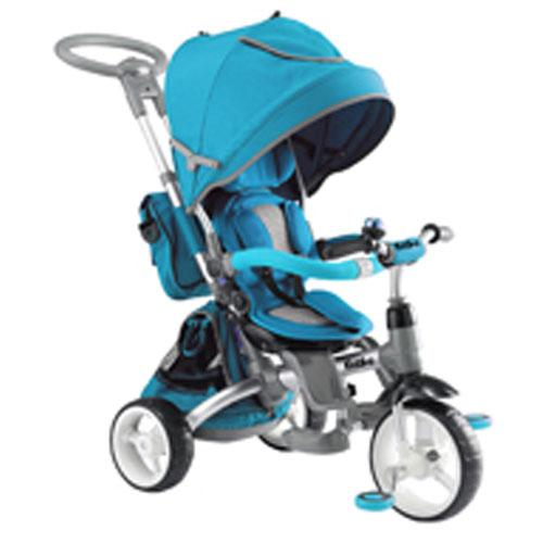Kiddi-o 6-in-1 Multi-Trike, Turquoise