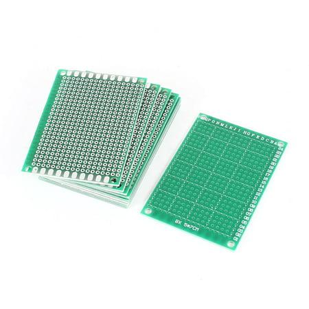 10PCS Single Sided Prototyping Experiment Matrix DIY PCB