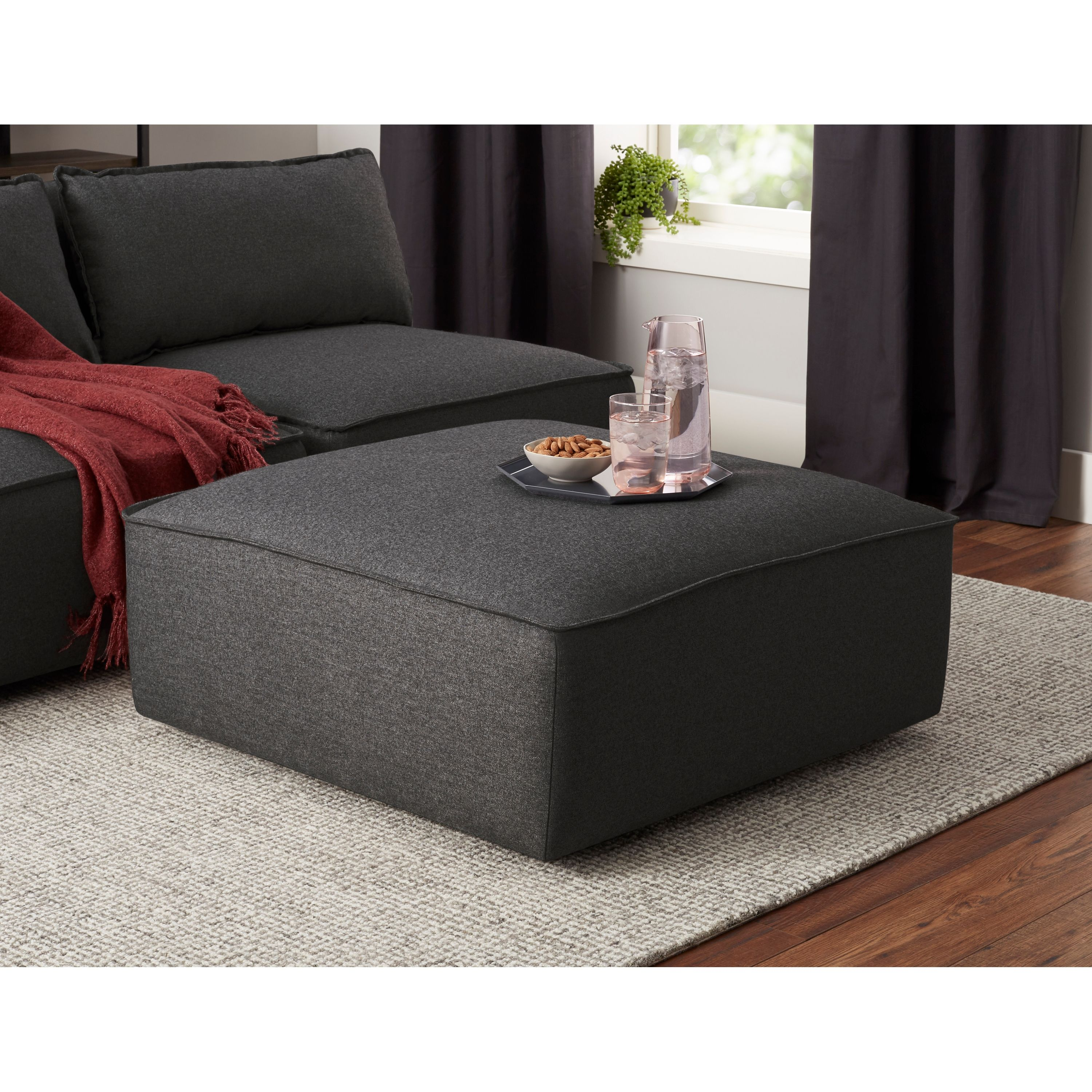 Better Homes And Garden Morgan Modular Ottoman