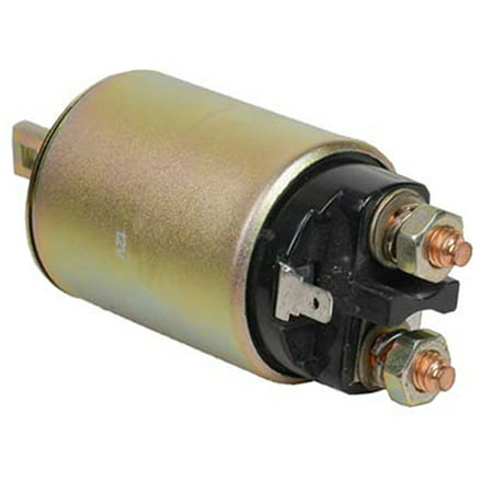 NEW 12V SOLENOID FITS PLYMOUTH ARROW 1.6L 1976-1980 0630-23-650 M3T25781 MEA03-1 ()