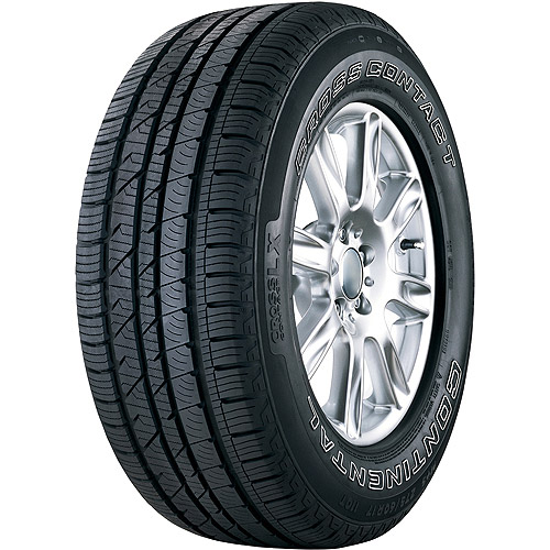 Continental CrossContact LX Sport Light Truck and SUV Tire 235 60R18 by Continental Tires