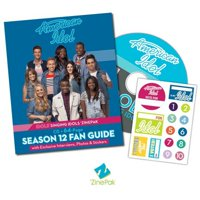 American Idol: Idols Singing Idols 'ZinePak (Walmart Exclusive)
