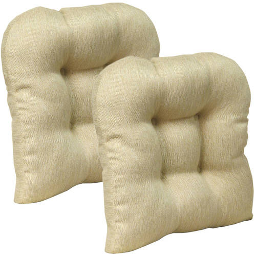 Stoked Tufted Universal Chair Cushions