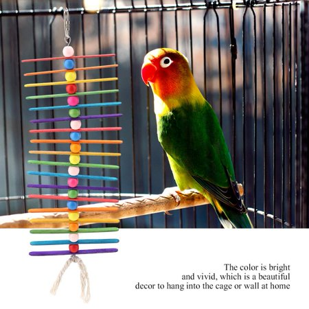 Ejoyous Parrot Toy Bird Toys Hanging Toy Parrot Nest Suitable for Small Parrots and Birds,Toy Parrot Nest, Hanging Toy Parrot Nest - image 5 de 8