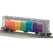 American Flyer 6-48639 S Scale Canadian National Union Pacific Heritage Cylindri