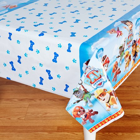 Paw Patrol Party Supplies 2 Pack Tablecovers - Paw Patrol Party Supplies
