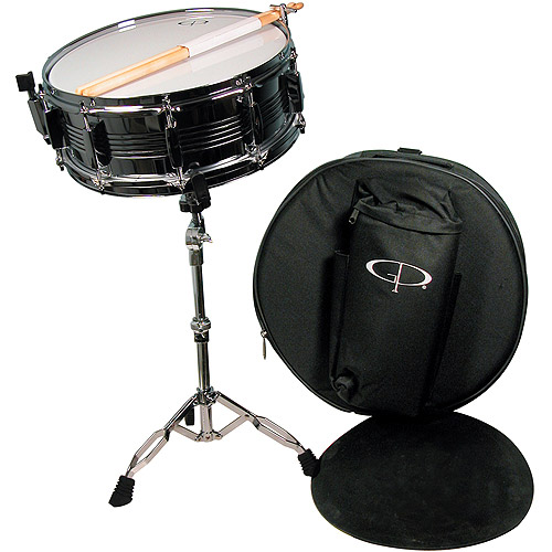 GP Percussion Snare Drum Complete Kit