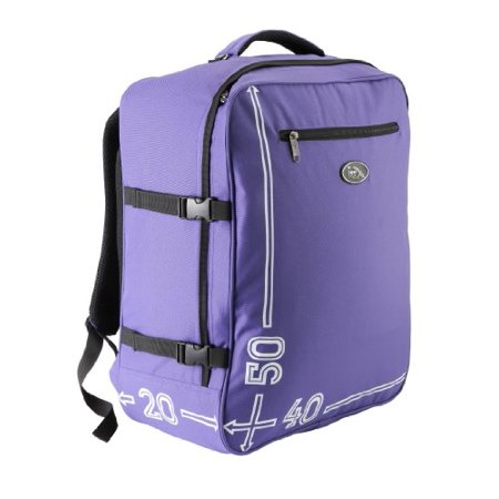 Cabin Max Barcelona 50 X 40 X 20 Cm Hand Luggage Backpack  Purple   Apparel