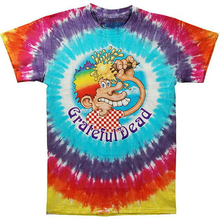 Grateful Dead - Ice Cream Cone Kid Tie Dye T-Shirt - Happy Halloween Grateful Dead