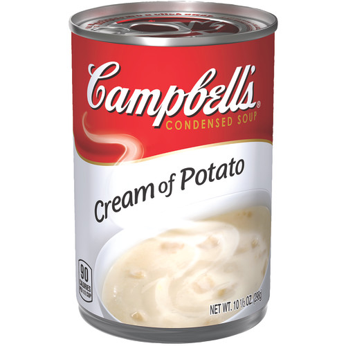 Campbell's Condensed Cream of Potato Soup, 10.5 oz.