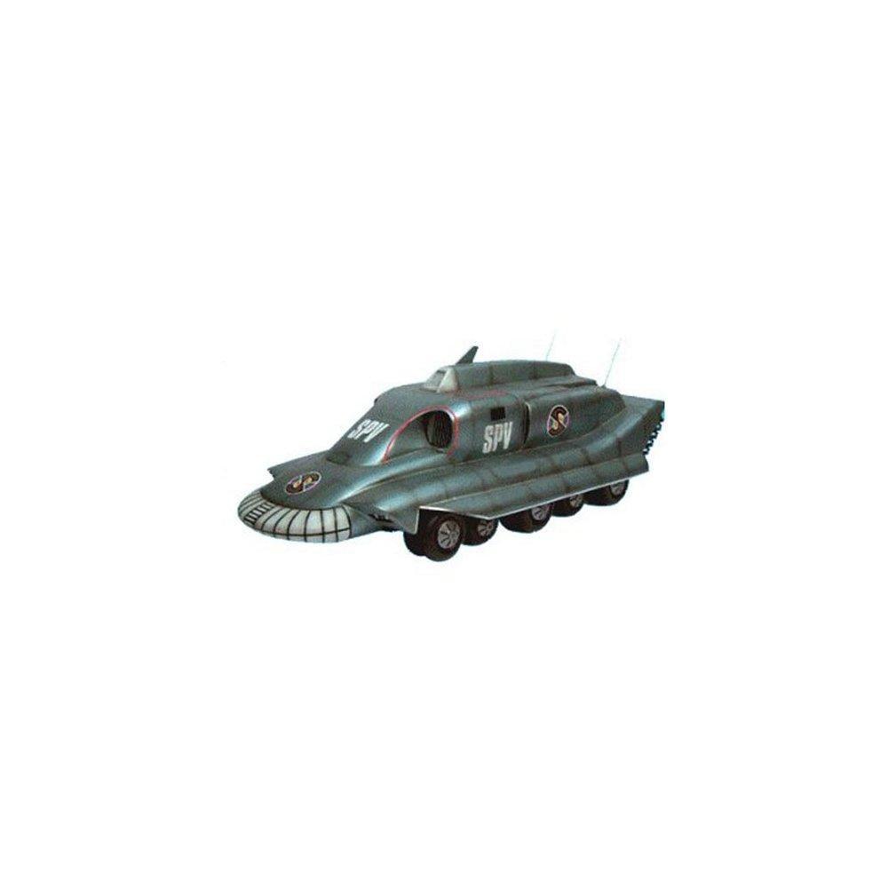Captain Scarlet Spectrum Pursuit Vehicle Die Cast by