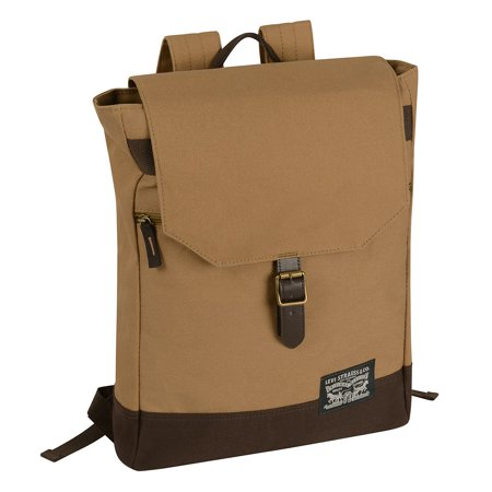 Levis Sutherland Ii 15 Inch Laptop Backpack Tan