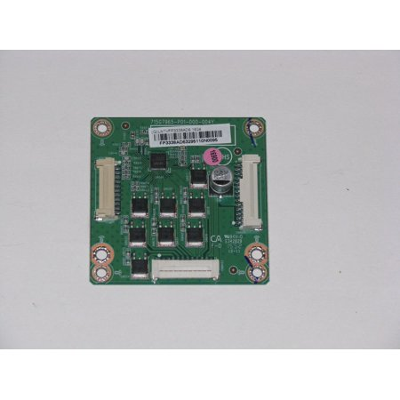 Waves Parts Compatible Vizio D40u-D1 LED Driver LNTVFP3338AD6