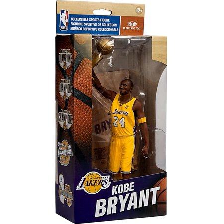 - McFarlane Championship Series Kobe Bryant Action Figure [NBA Finals 2010]