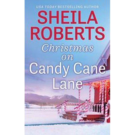 Christmas on Candy Cane Lane - (Christmas Candy Cane Lane)