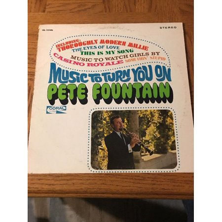 Pere Fountain: Music To Turn You On Album