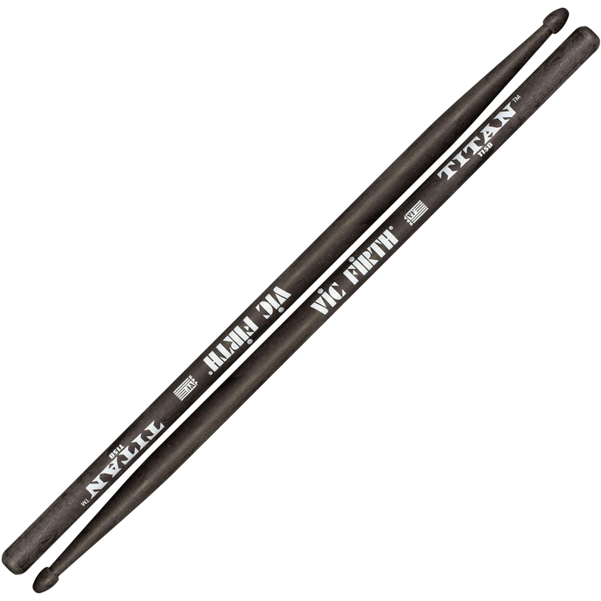 Vic Firth 5B Titan Carbon Fiber Drumsticks