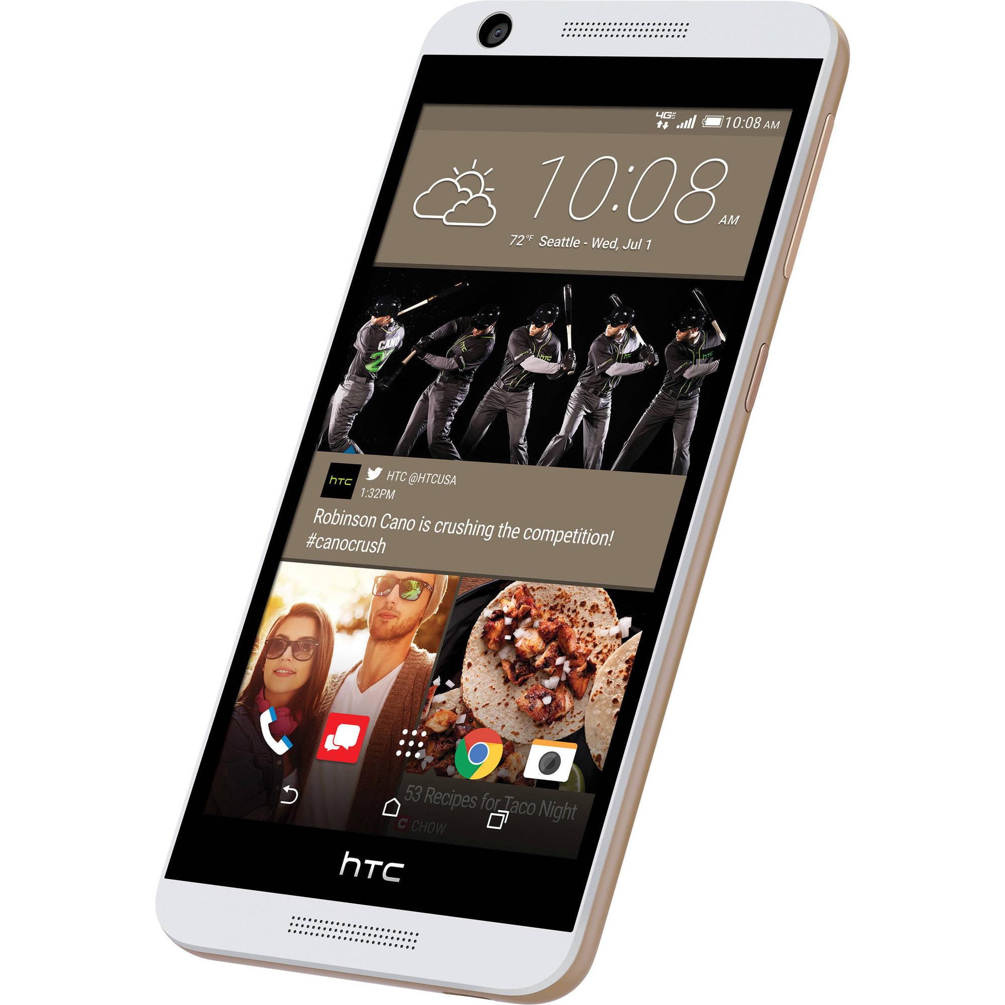 verizon htc desire 626 prepaid smartphone walmart com rh walmart com Verizon Wireless 4G LTE Verizon Motorola