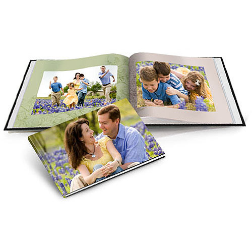 5x7 Soft Custom Cover Photo Book
