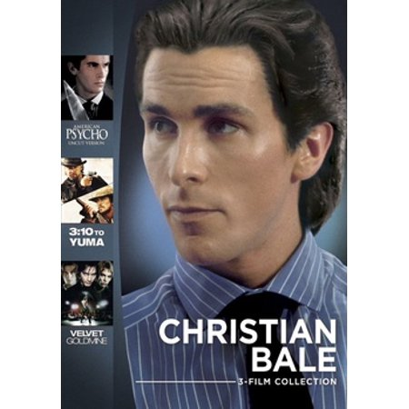 CHRISTIAN BALE COLLECTION (DVD) (WS/ENG/ENG SUB/SPAN SUB/ENG SDH/5.1 DD/3DV
