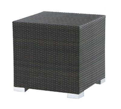 Source Outdoor King Small Cubed Side Table by Source Outdoor
