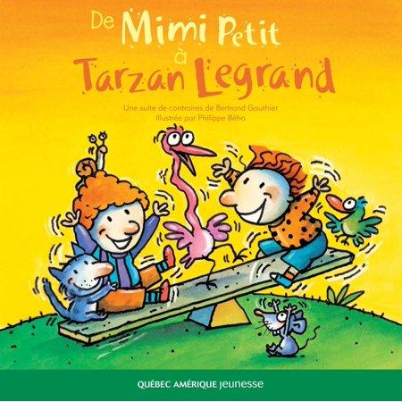 De Mimi Petit à Tarzan Legrand - eBook](Child Tarzan)